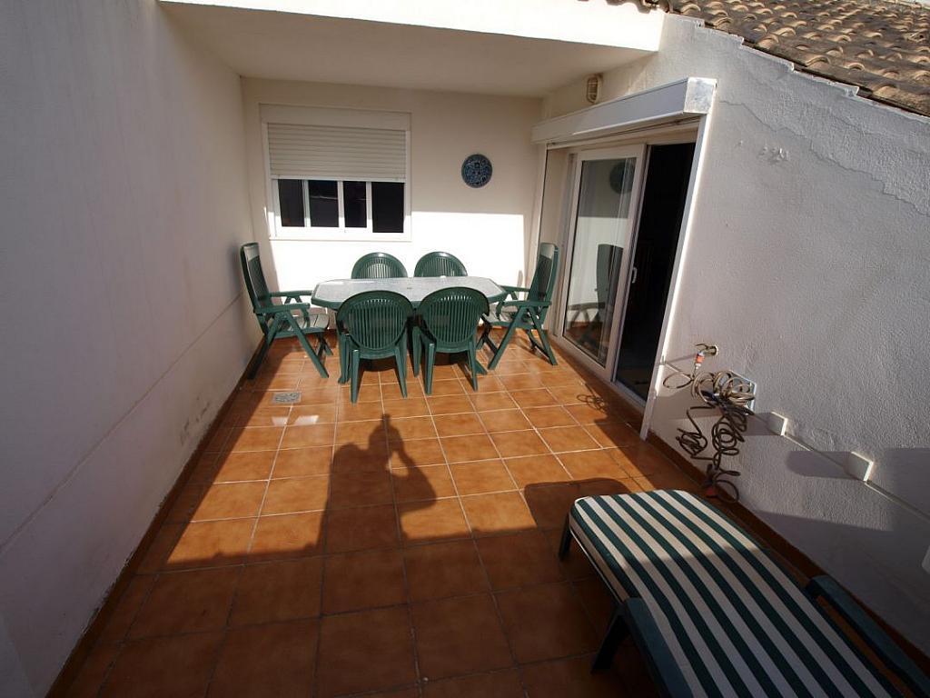 Terraza - Apartamento en alquiler en Marbella - 291516264