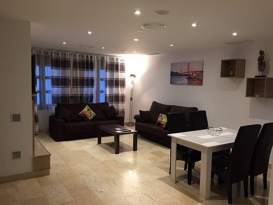 Salon - Apartamento en alquiler en Marbella - 324086557