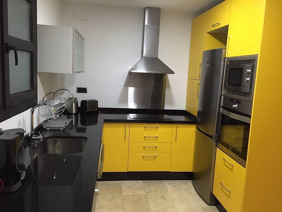 Cocina - Apartamento en alquiler en Marbella - 324086566
