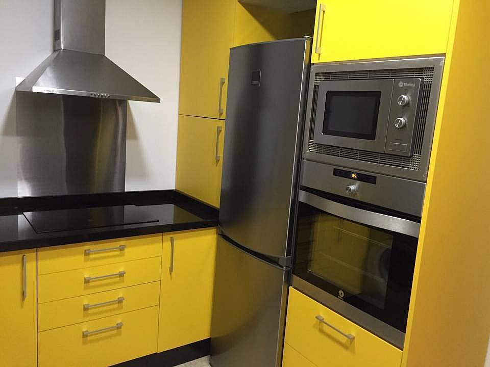 Cocina - Apartamento en alquiler en Marbella - 324086587