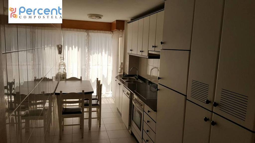 Foto - Piso en alquiler en calle As Cancelas, Santiago de Compostela - 301047008