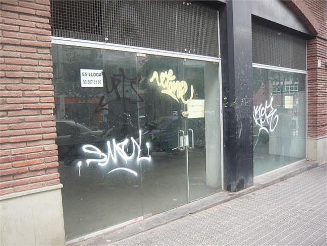 Local comercial en alquiler en calle Cartagena, La Sagrada Família en Barcelona - 317743090