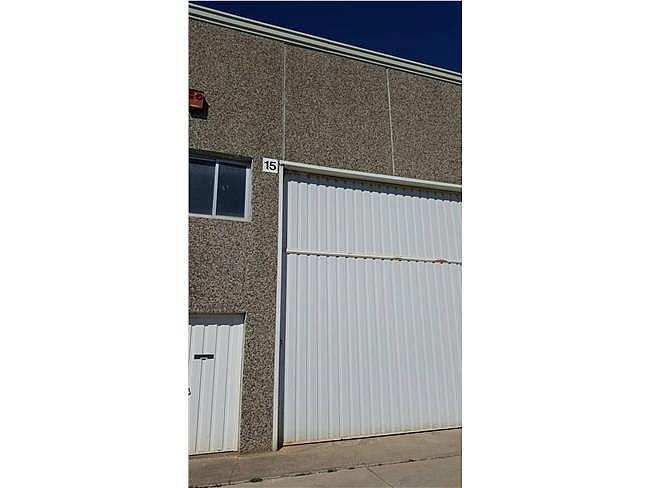 Nave industrial en alquiler en calle Dinamarca, Igualada - 317743126