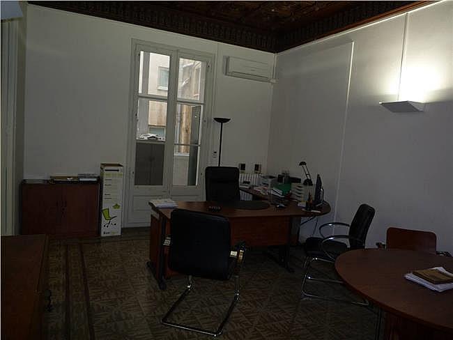 Oficina en alquiler en calle Balmes, Eixample en Barcelona - 316874969
