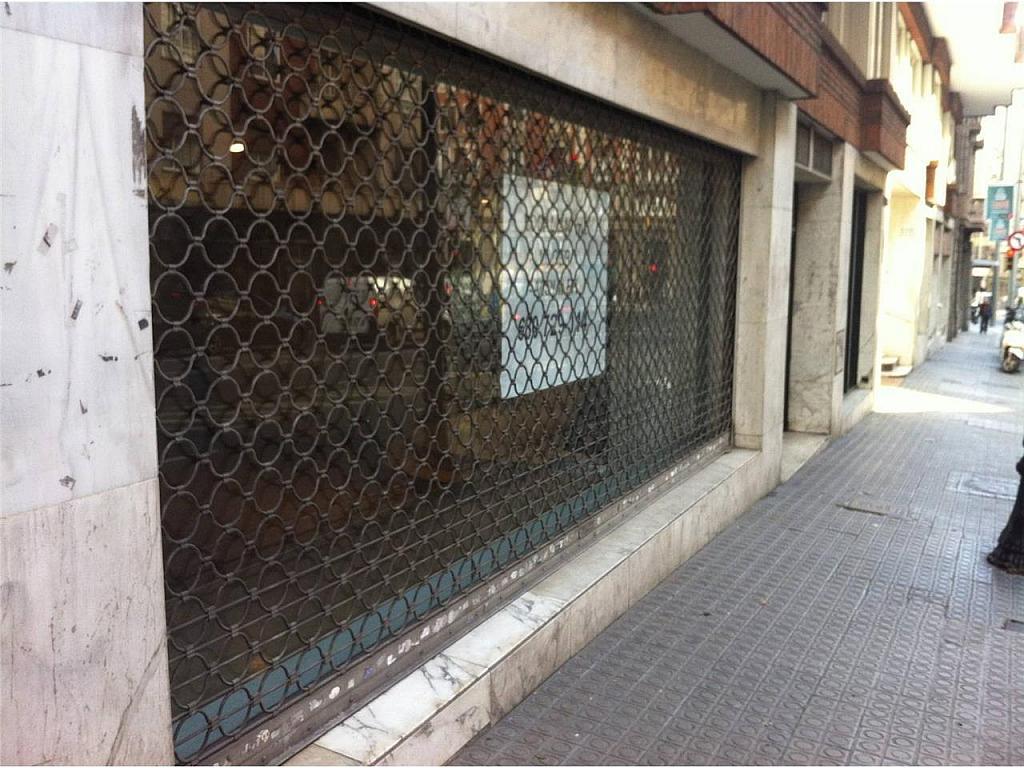 Local comercial en alquiler en Sant Gervasi – La Bonanova en Barcelona - 378433533