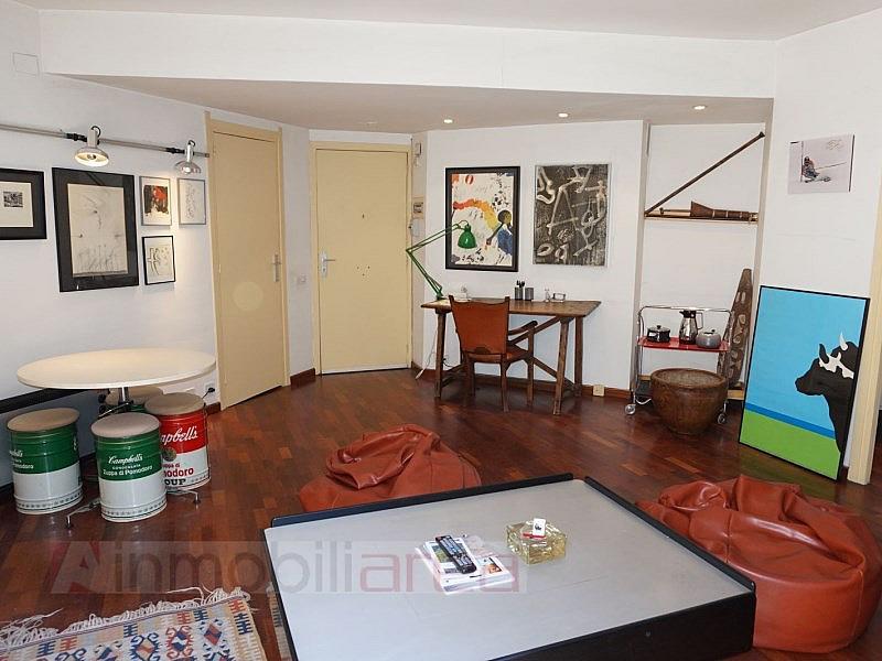 SALON COMEDOR - Piso en alquiler en calle Betren, Vielha e Mijaran - 304519311