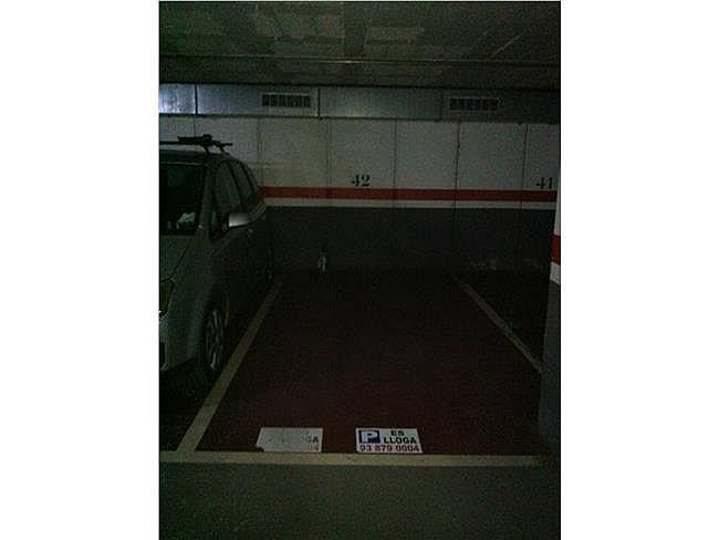 Parking en alquiler en Granollers - 304970426