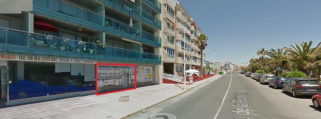 Local en alquiler en calle De la Purisima, Playa del Cura en Torrevieja - 281913271