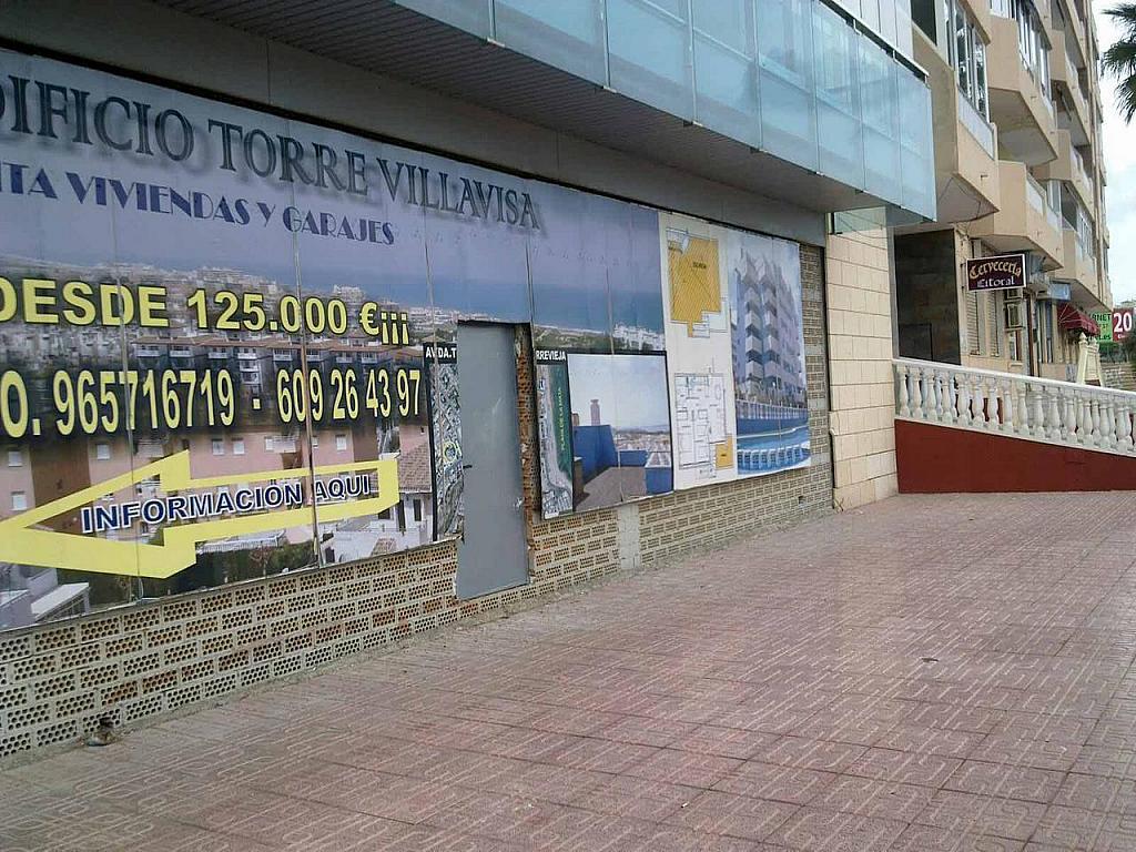 Local en alquiler en calle De la Purisima, Playa del Cura en Torrevieja - 281913273