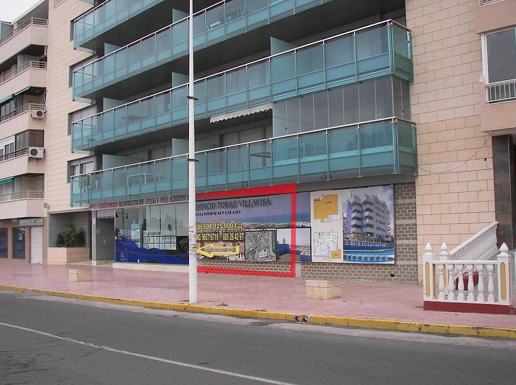 Local en alquiler en calle De la Purisima, Playa del Cura en Torrevieja - 281913279
