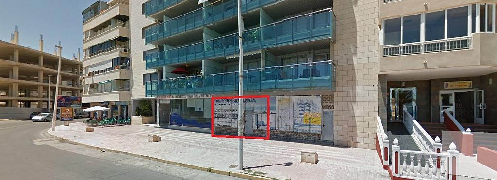 Local en alquiler en calle De la Purisima, Playa del Cura en Torrevieja - 281913285