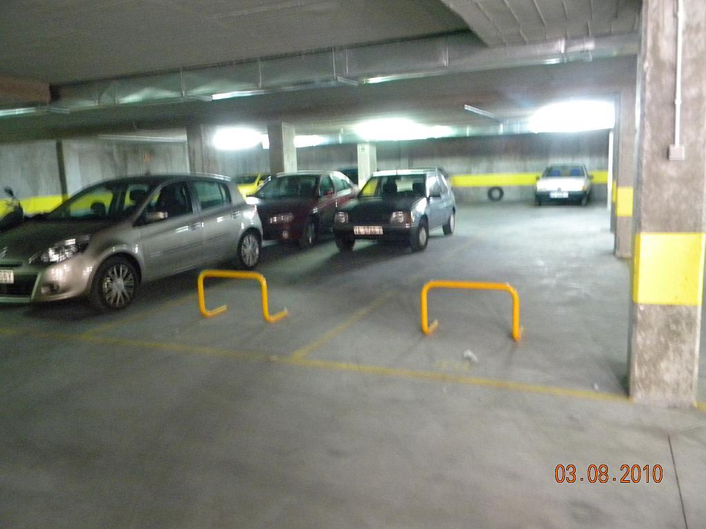 Parking en alquiler en calle Yunta, Delicias - Pajarillos - Flores en Valladolid - 281916433