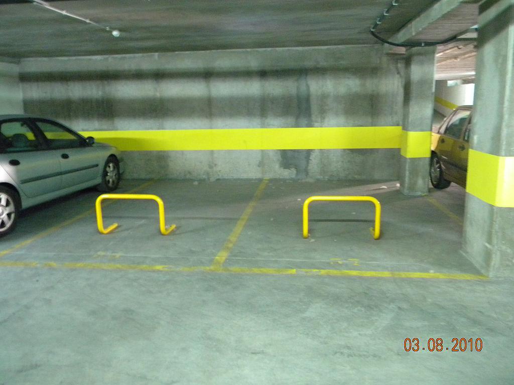 Parking en alquiler en calle Yunta, Delicias - Pajarillos - Flores en Valladolid - 281916440