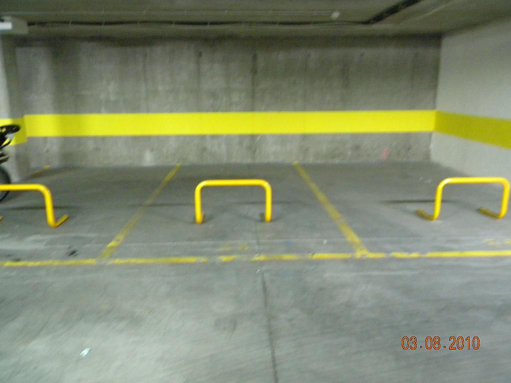 Parking en alquiler en calle Yunta, Delicias - Pajarillos - Flores en Valladolid - 281916445