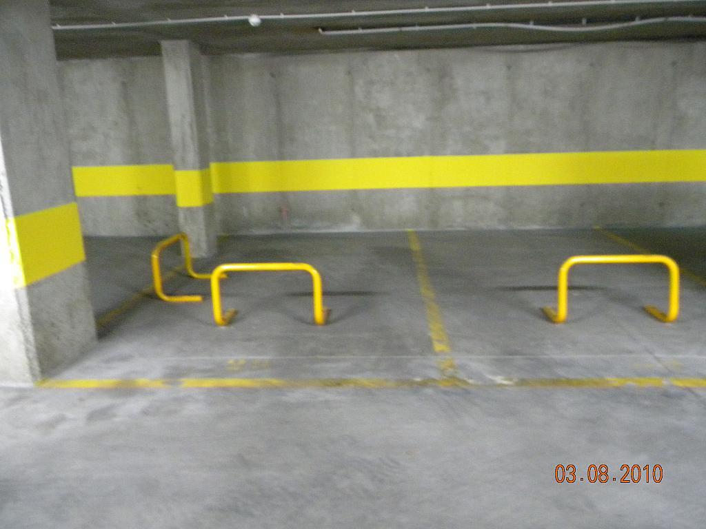 Parking en alquiler en calle Yunta, Delicias - Pajarillos - Flores en Valladolid - 281916447
