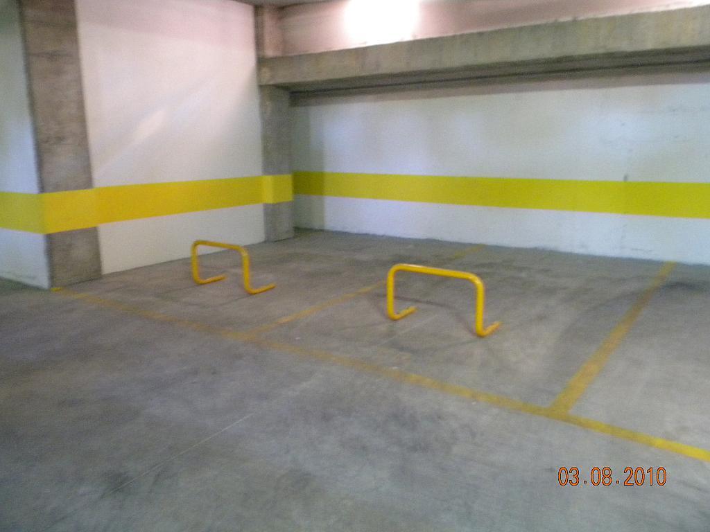 Parking en alquiler en calle Yunta, Delicias - Pajarillos - Flores en Valladolid - 281916453