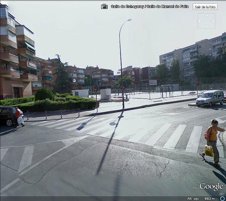 Garaje en alquiler en calle Echegaray, Centro en Móstoles - 283566964