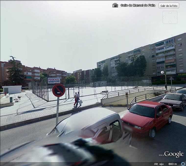Garaje en alquiler en calle Echegaray, Centro en Móstoles - 283566965