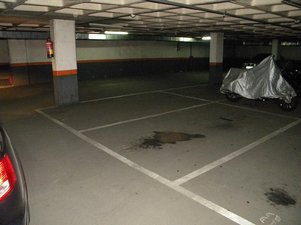 Garaje en alquiler en calle Echegaray, Centro en Móstoles - 283566968
