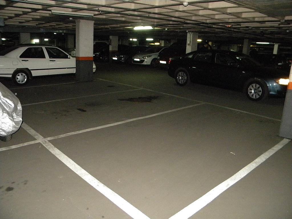 Garaje en alquiler en calle Echegaray, Centro en Móstoles - 283566976