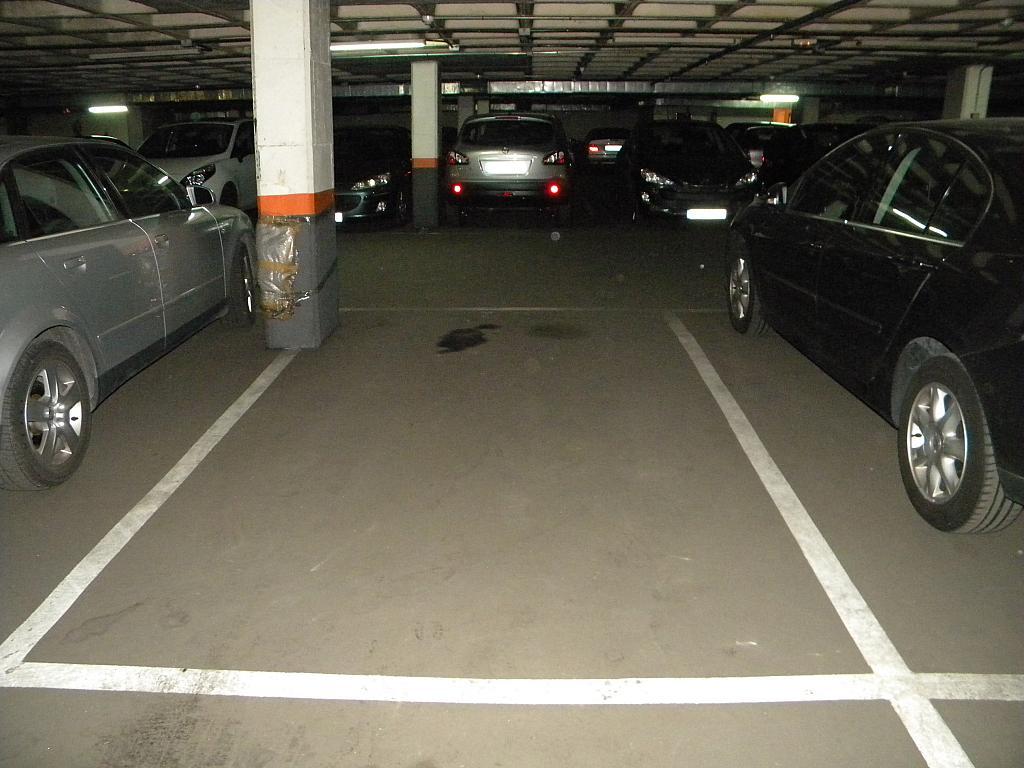 Garaje en alquiler en calle Echegaray, Centro en Móstoles - 283566979