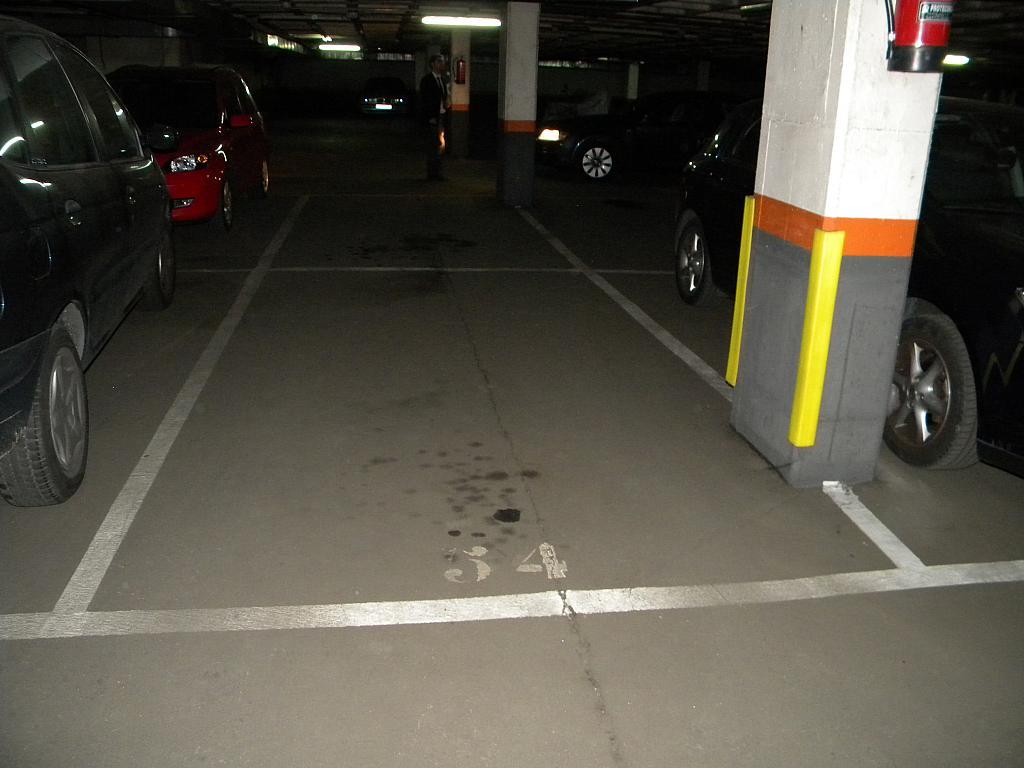 Garaje en alquiler en calle Echegaray, Centro en Móstoles - 283566982