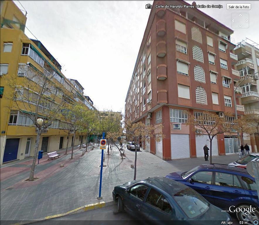 Garaje en alquiler en calle Senija, Pla del Bon Repos en Alicante/Alacant - 283568017