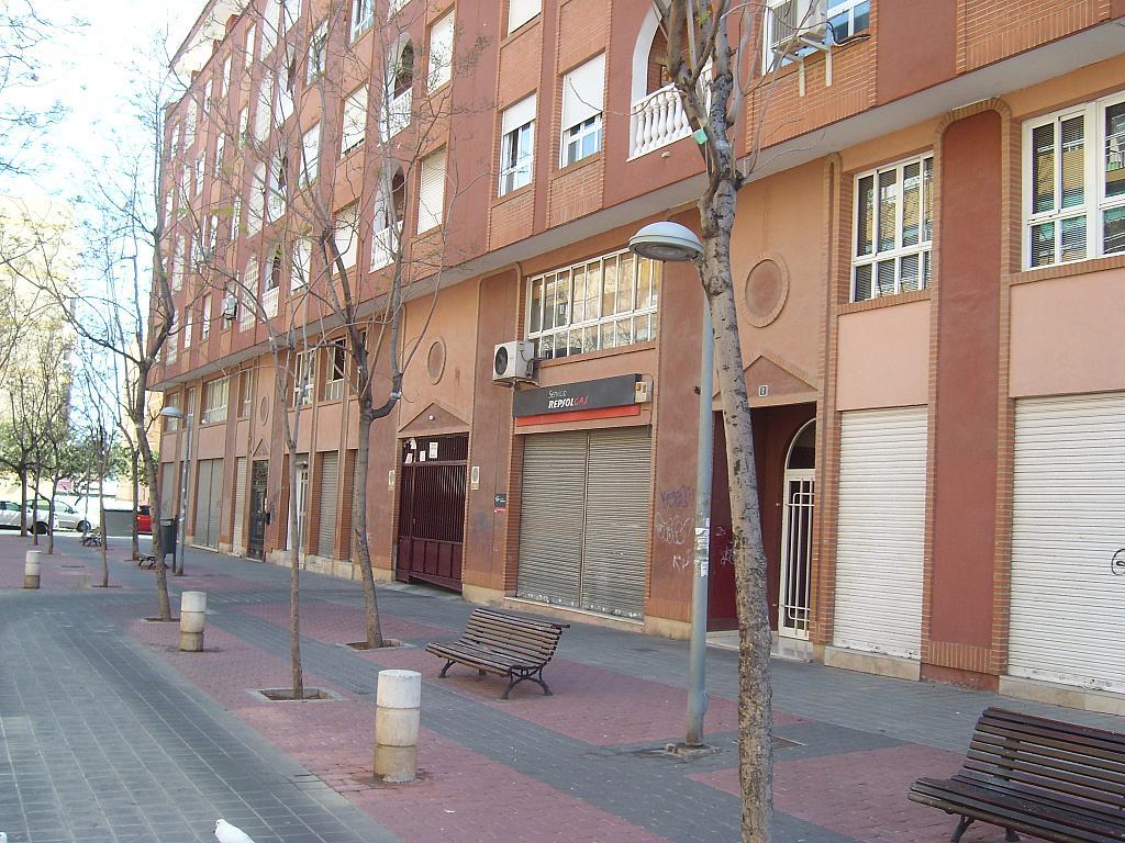 Garaje en alquiler en calle Senija, Pla del Bon Repos en Alicante/Alacant - 283568029