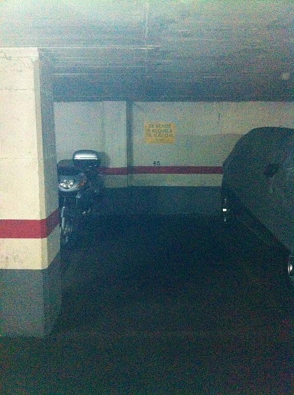 Garaje - Garaje en alquiler en calle Senija, Pla del Bon Repos en Alicante/Alacant - 283568037