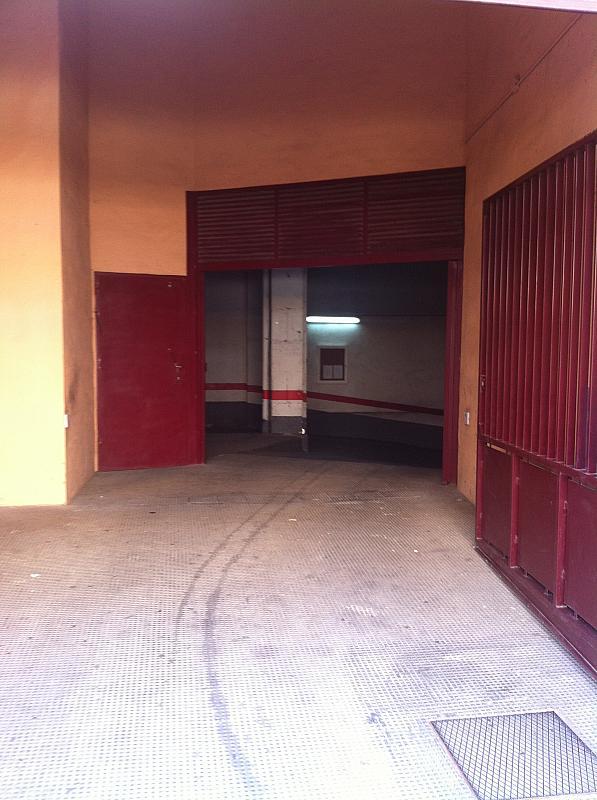 Garaje - Garaje en alquiler en calle Senija, Pla del Bon Repos en Alicante/Alacant - 283568041