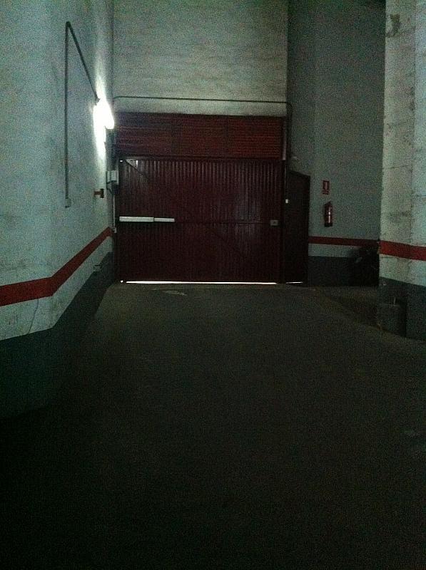 Garaje - Garaje en alquiler en calle Senija, Pla del Bon Repos en Alicante/Alacant - 283568083