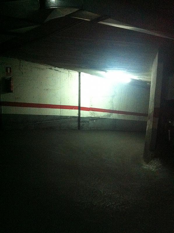 Garaje - Garaje en alquiler en calle Senija, Pla del Bon Repos en Alicante/Alacant - 283568154