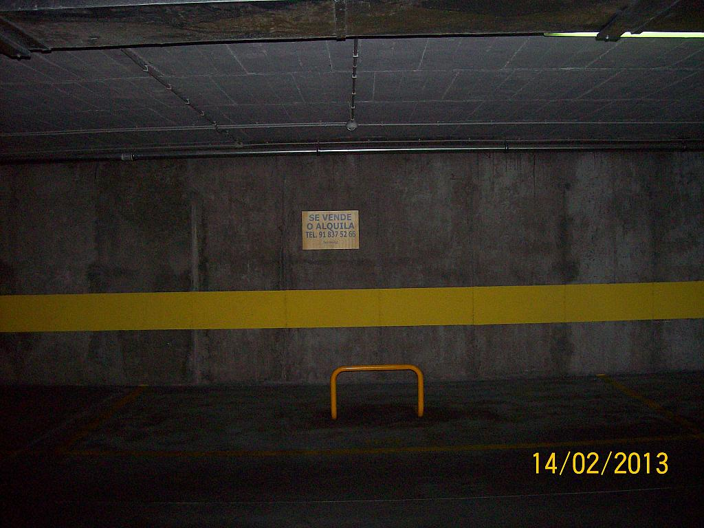 Garaje en alquiler en calle Yunta, Delicias - Pajarillos - Flores en Valladolid - 283568375