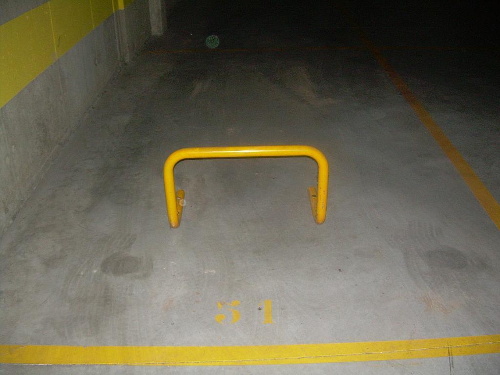 Garaje en alquiler en calle Yunta, Delicias - Pajarillos - Flores en Valladolid - 283568394