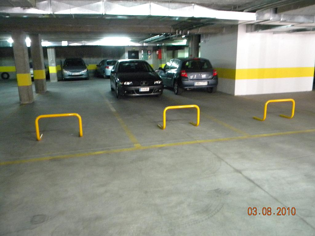 Garaje en alquiler en calle Yunta, Delicias - Pajarillos - Flores en Valladolid - 283568409