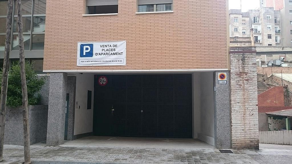 Imagen del inmueble - Garaje en alquiler en calle De Teodora Lamadrid, Sant Gervasi – La Bonanova en Barcelona - 292109114