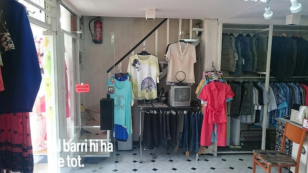 Imagen del inmueble - Local comercial en alquiler en calle Eixample Sant Antoni, Eixample en Barcelona - 292109483