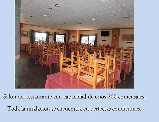 Local - Local comercial en alquiler en calle Camino Saborida, Disperso Partidas en Alicante/Alacant - 295085467