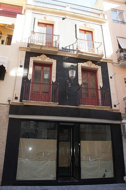 Edificio - Edificio en alquiler opción compra en calle Bazan, Centro en Alicante/Alacant - 295085896