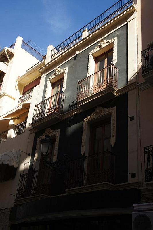 Edificio - Edificio en alquiler opción compra en calle Bazan, Centro en Alicante/Alacant - 295085899