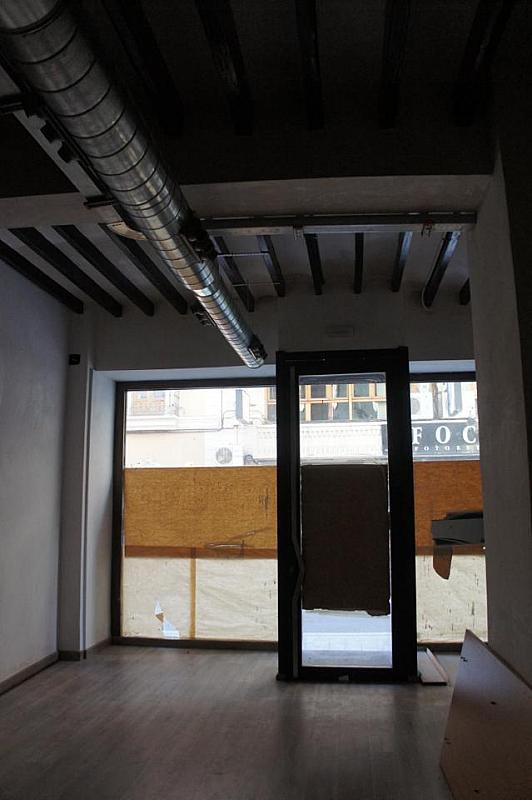 Edificio - Edificio en alquiler opción compra en calle Bazan, Centro en Alicante/Alacant - 295085902
