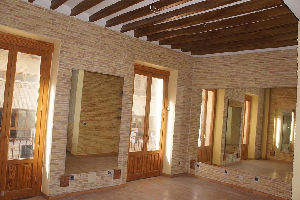 Edificio - Edificio en alquiler opción compra en calle Bazan, Centro en Alicante/Alacant - 295085953