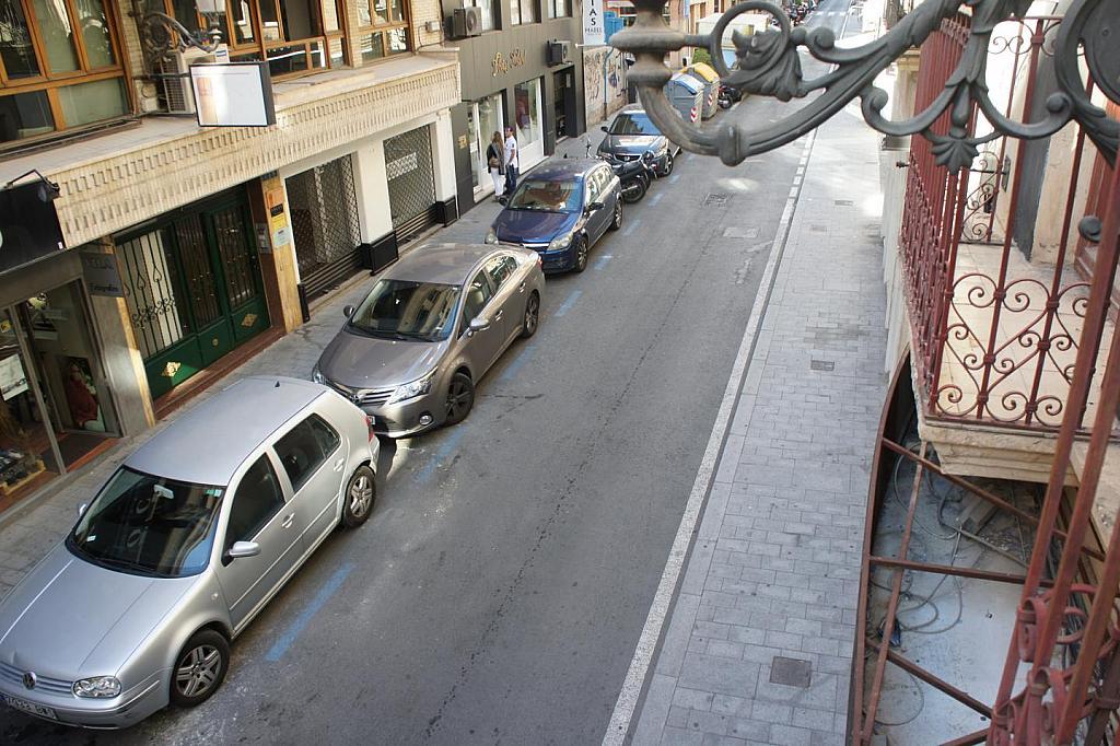 Edificio - Edificio en alquiler opción compra en calle Bazan, Centro en Alicante/Alacant - 295085959