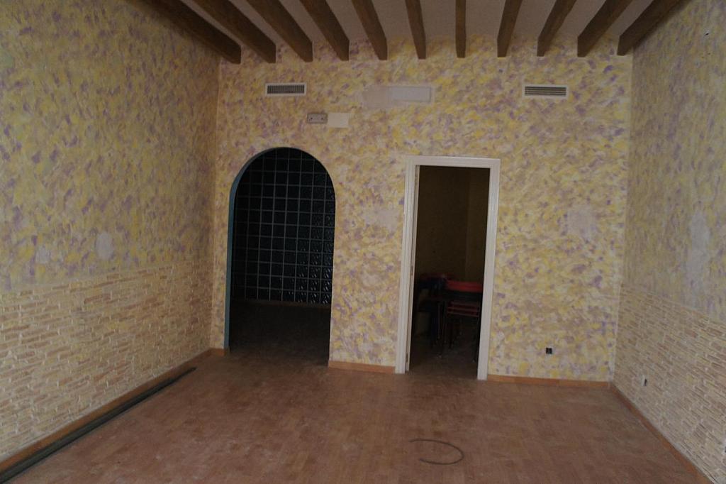 Edificio - Edificio en alquiler opción compra en calle Bazan, Centro en Alicante/Alacant - 295085962