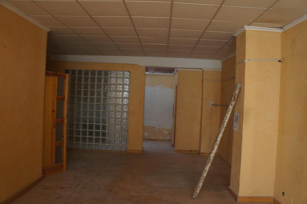 Edificio - Edificio en alquiler opción compra en calle Bazan, Centro en Alicante/Alacant - 295085998