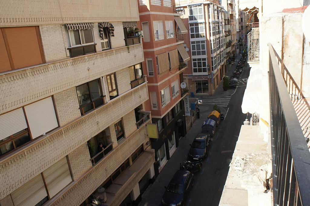 Edificio - Edificio en alquiler opción compra en calle Bazan, Centro en Alicante/Alacant - 295086022