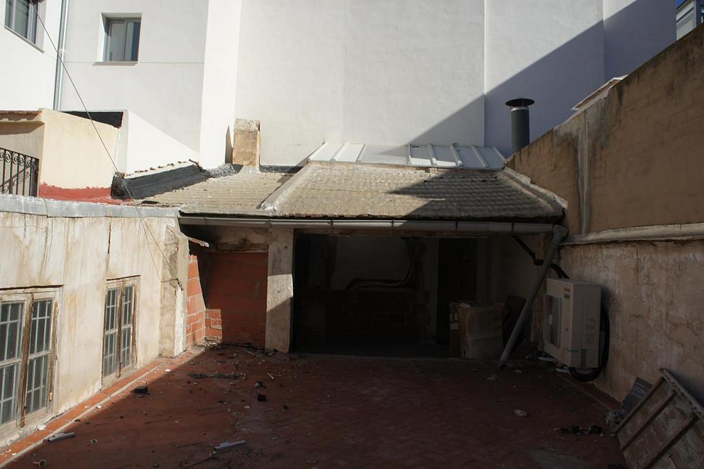 Edificio - Edificio en alquiler opción compra en calle Bazan, Centro en Alicante/Alacant - 295086025