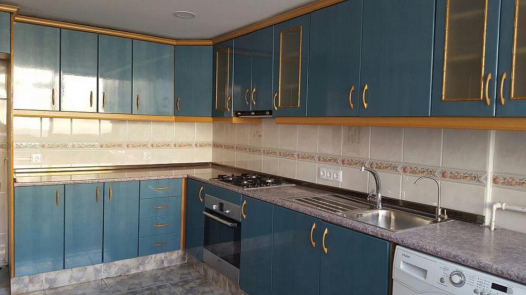 Piso - Piso en alquiler en calle Padre Esplá, Disperso Partidas en Alicante/Alacant - 330111255