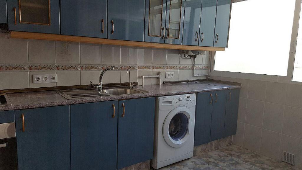 Piso - Piso en alquiler en calle Padre Esplá, Disperso Partidas en Alicante/Alacant - 330111258