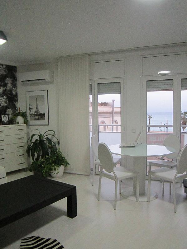 Salón - Piso en alquiler en calle Del Mar, Canet de Mar - 321678963